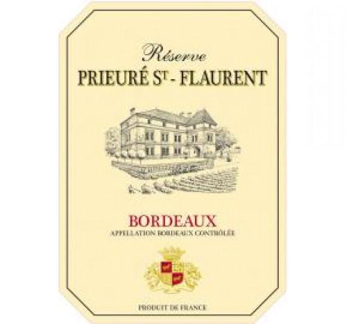 2017 Le Prieure St Flaurent Red 1.5L