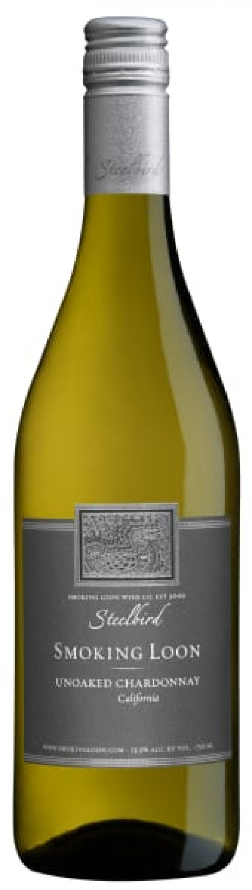 2018 Smoking Loon Steelbird Chardonnay 750Ml