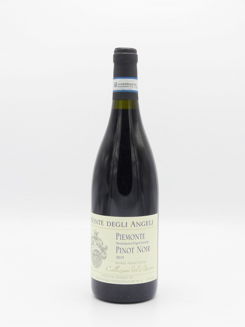 2018 Monte Degli Angeli Piemonte  Pinot Noir 750ml