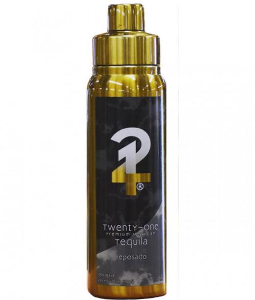 Twenty-One Reposado Tequila 750ml