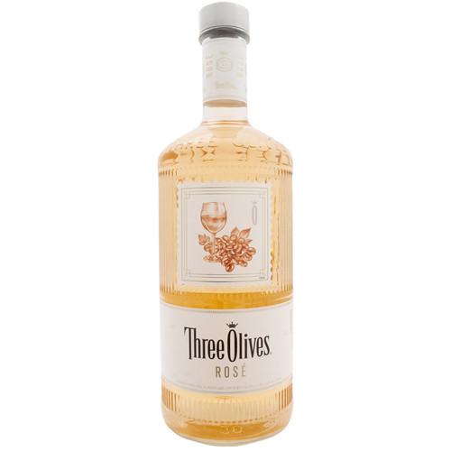 Three Olives Rose Vodka 1.75L