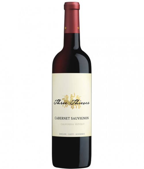 2018 Three Thieves Cabernet Sauvignon 750ml