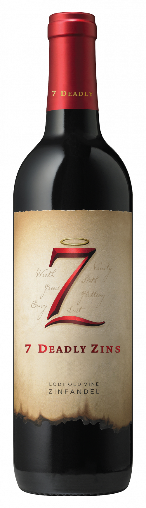 2017 Seven Deadly Zins Zinfandel 750ml