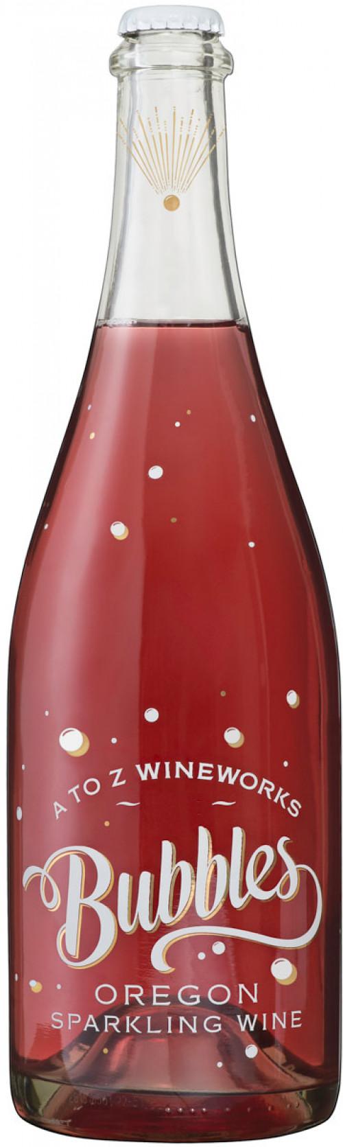 A TO Z Bubbles Rose 750Ml NV