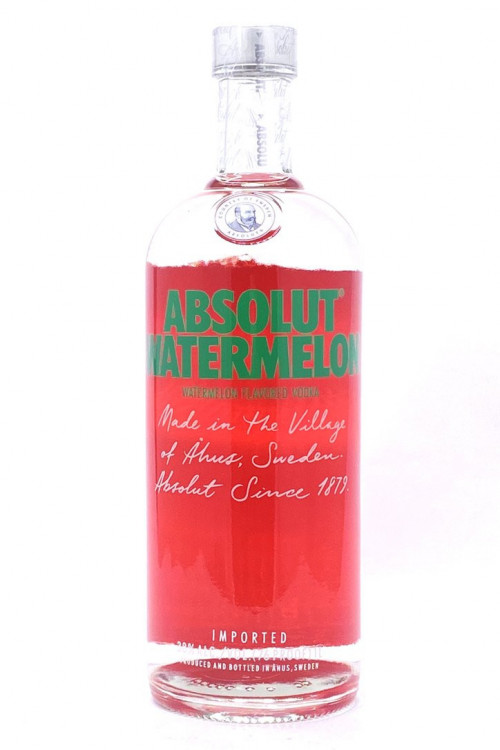 Absolut Watermelon Vodka 1L