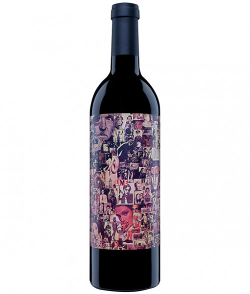 2017 Orin Swift Abstract 750ml