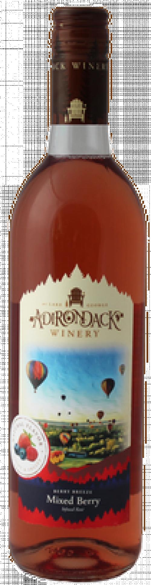 Adirondack Winery Mixed Berry Breeze 750ml NV