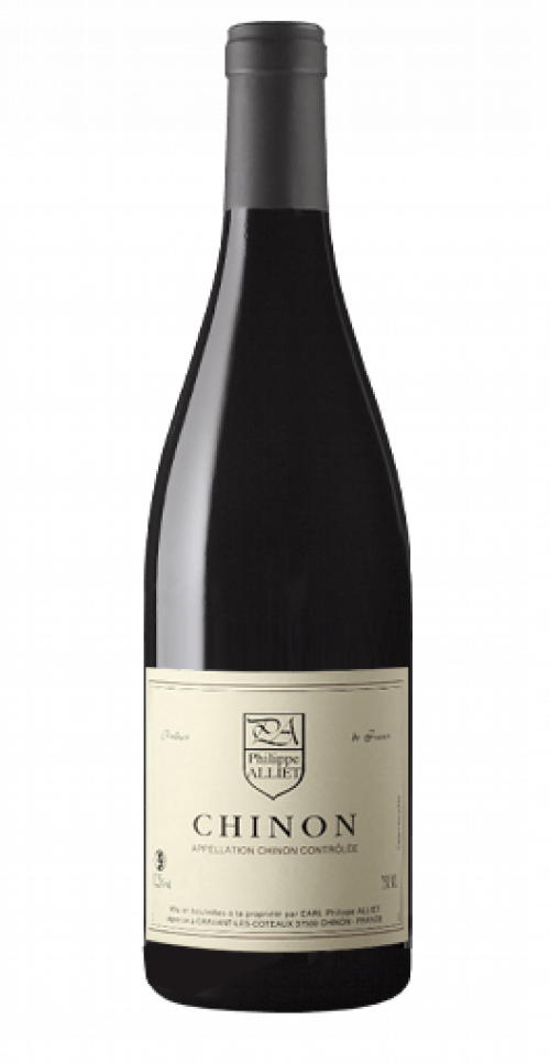 2018 Alliet Chinon Cabernet Franc 750ml