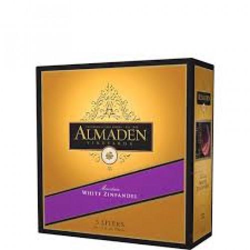 Almaden White Zinfandel 5L