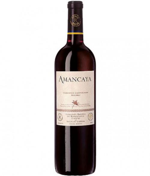 2016 Amancaya Gran Reserve Malbec/cabernet Sauvignon