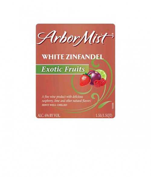 Arbor Mist Exotic Fruits White Zinfandel 1.5L NV