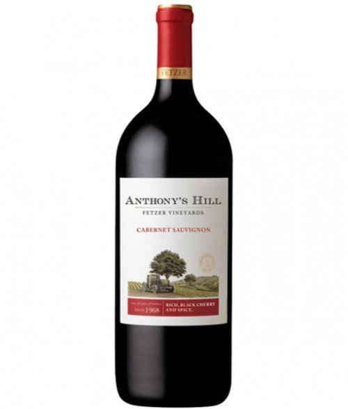 Anthony's Hill Cabernet Sauvignon 1.5L NV