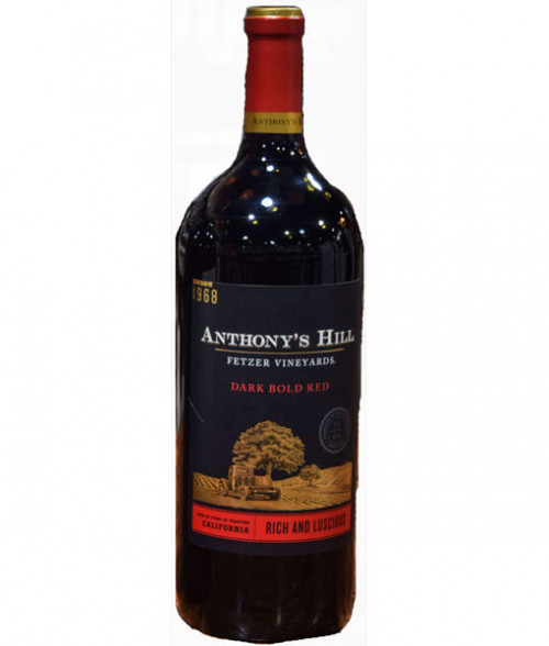 Anthony's Hill Dark Bold Red 1.5L NV