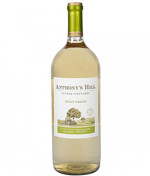 Anthony's Hill Pinot Grigio 1.5L NV