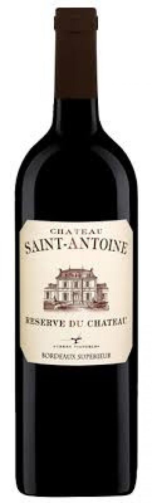 2016 Chateau Saint-Antoine Reserve du Chateau 750ml