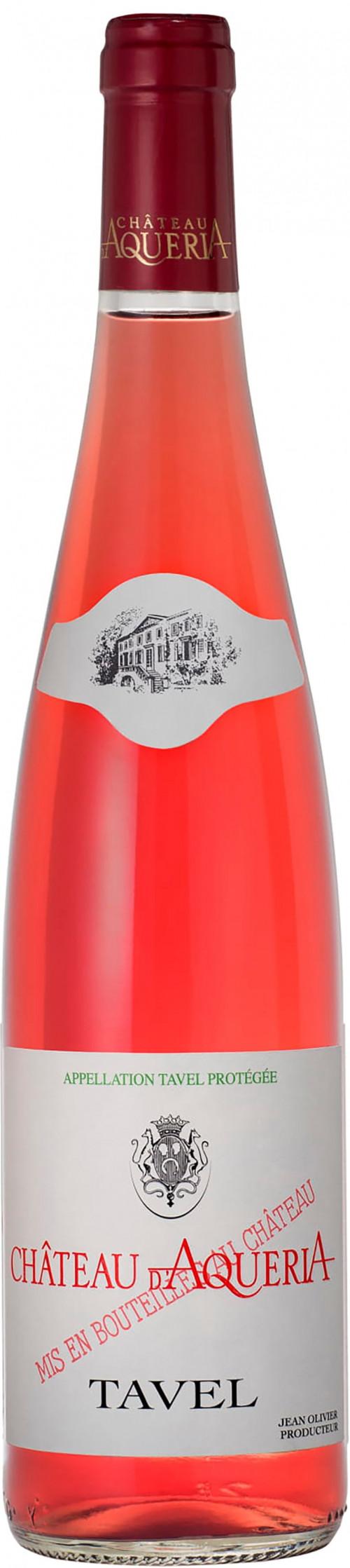 2020 Chateau D'aqueria Tavel Rose 750ml