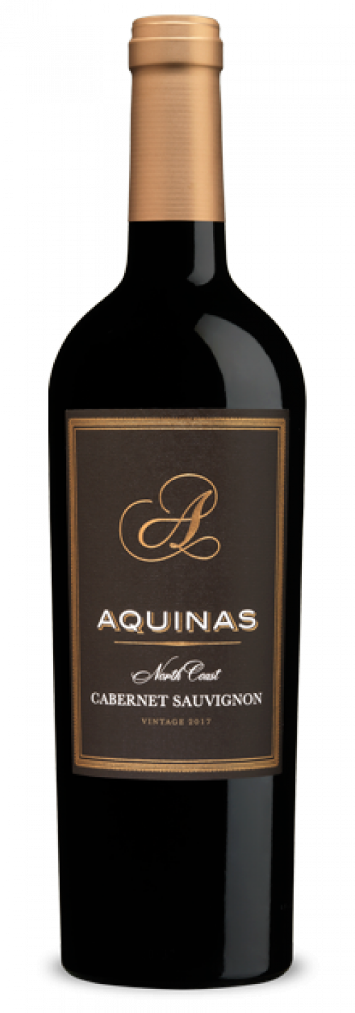 2017 Aquinas North Coast Cabernet Sauvignon 750ml