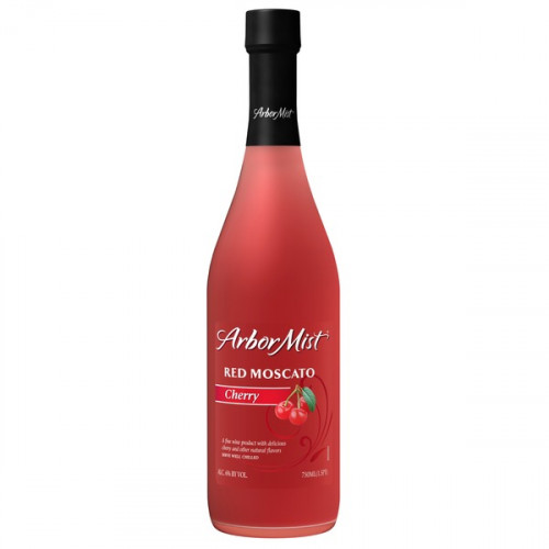 Arbor Mist Red Moscato Cherry 750ml NV