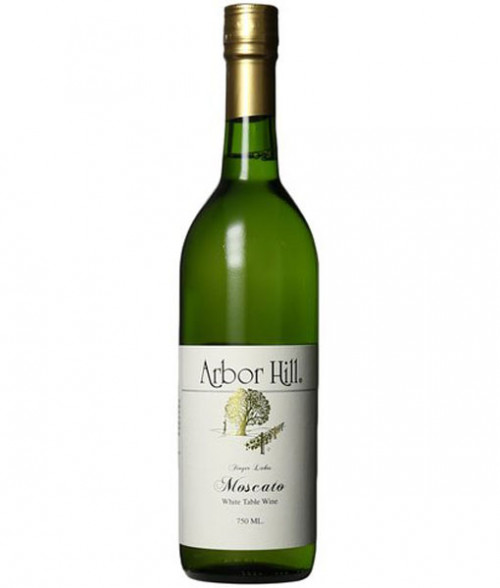 Arbor Hill Moscato 750ml NV