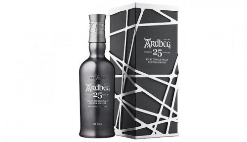 Ardbeg 25Yr Islay Single Malt Scotch 750ml