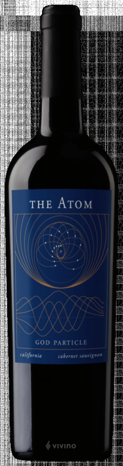 2018 The Atom God Particle Cabernet Sauvignon 750ml