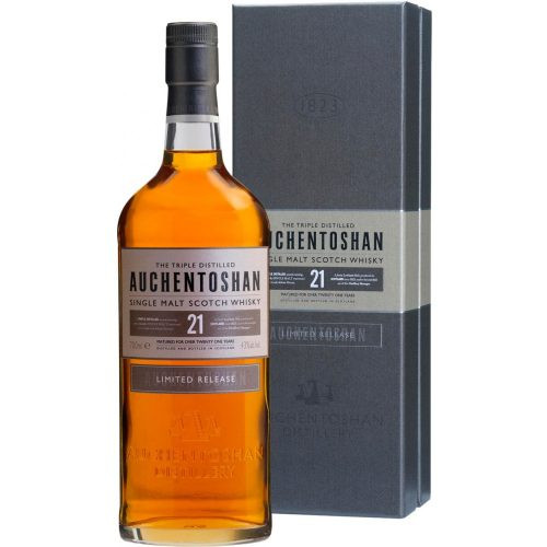 Auchentoshan 21Yr Single Malt Scotch 750ml