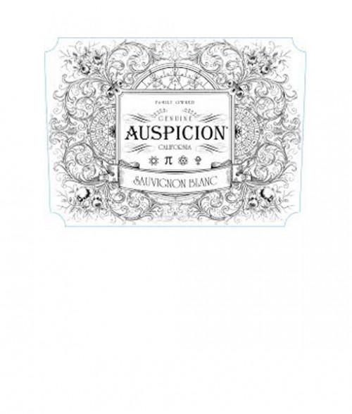 2018 Auspicion Sauvignon Blanc 750Ml