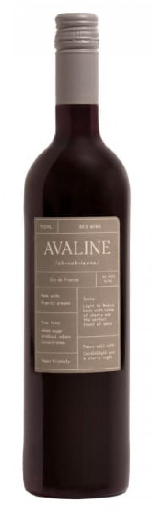 Avaline Red Wine 750ml NV