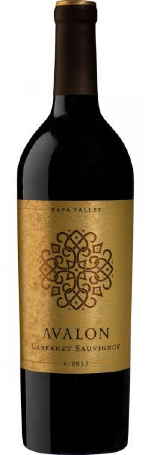 2018 Avalon Napa Cabernet Sauvignon 750ml