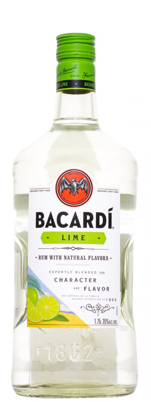 Bacardi Lime Rum 1.75L
