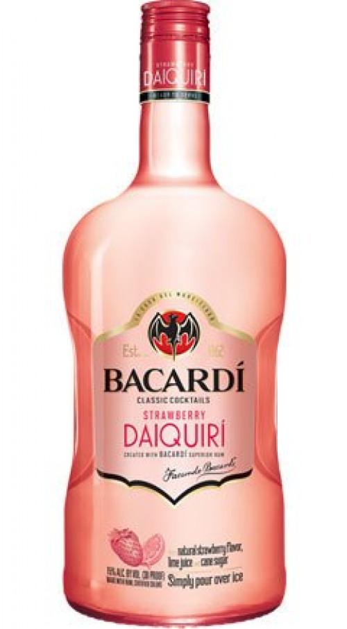 Bacardi Strawberry Daiquiri 1.75L