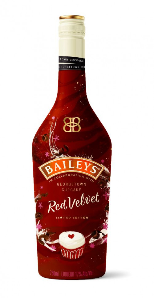 Baileys Red Velvet 750Ml