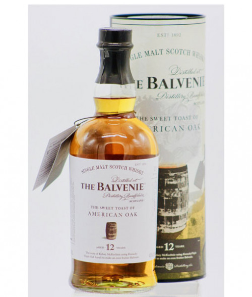 Balvenie 12Yr The Sweet Toast of American Oak 750ml