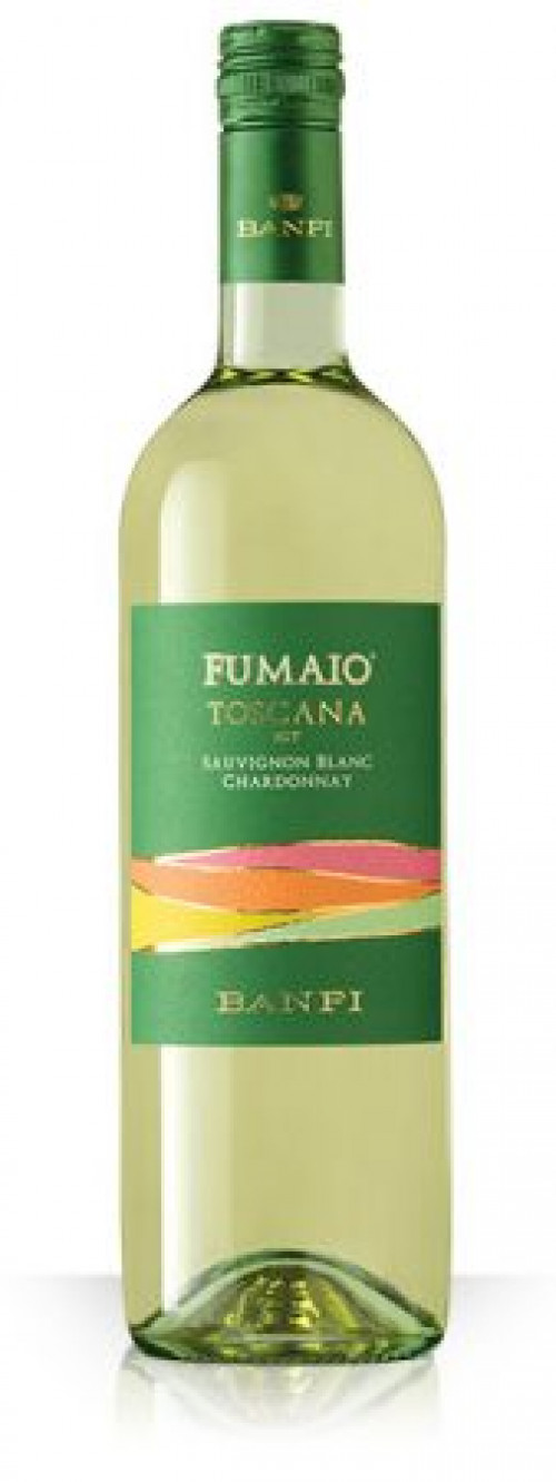 Banfi Fumaio Sauvignon Blanc/Chardonnay 750ml NV