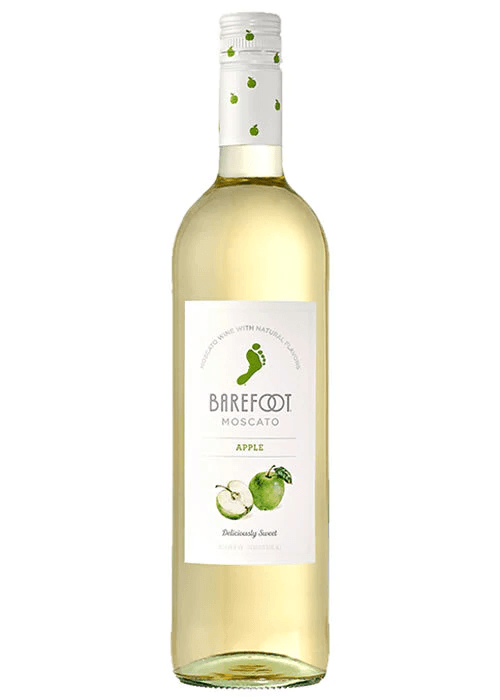 Barefoot Apple Moscato 750ml NV
