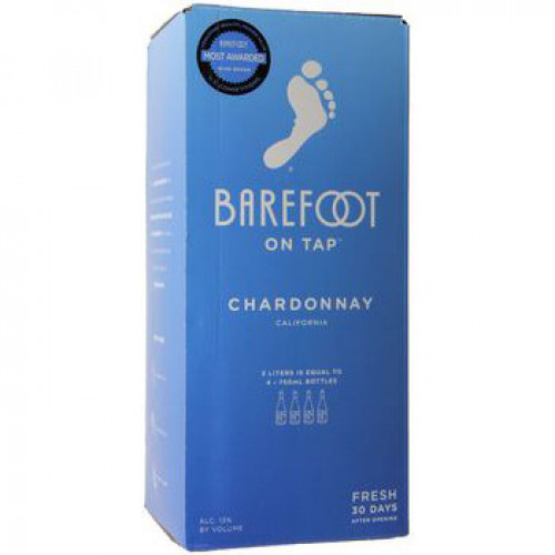 Barefoot Cellars Chardonnay 3L Box NV