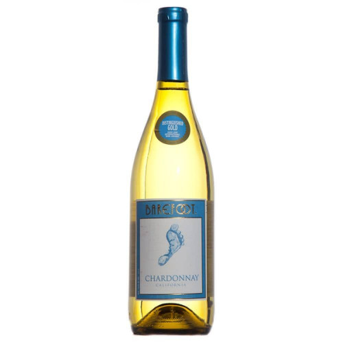 Barefoot Chardonnay 750Ml NV