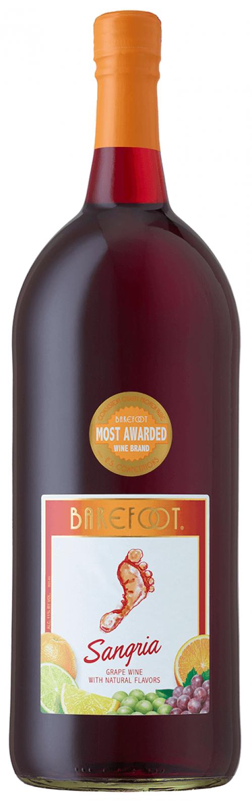 Barefoot Sangria 1.5L NV