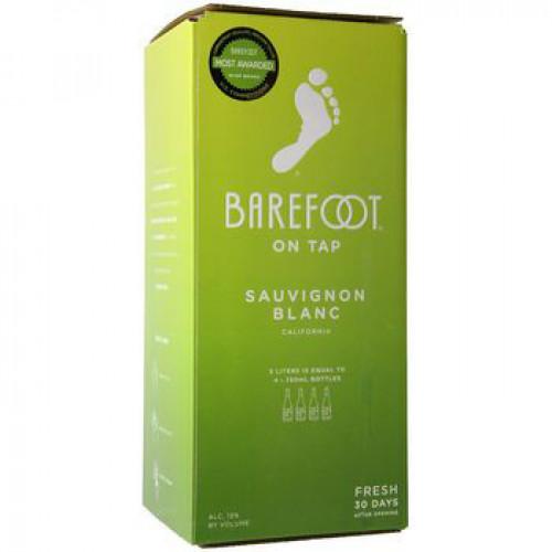 Barefoot Cellars Sauvignon Blanc 3L Box NV