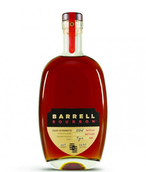 Barrel Craft Bourbon Cask Strength Batch 024 113.9 Proof