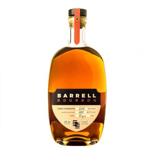 Barrel Craft Bourbon Cask Strength Batch 028 108.86 Proof