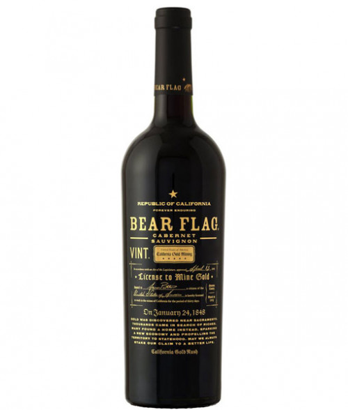 2016 Bear Flag Cabernet Sauvignon 750Ml