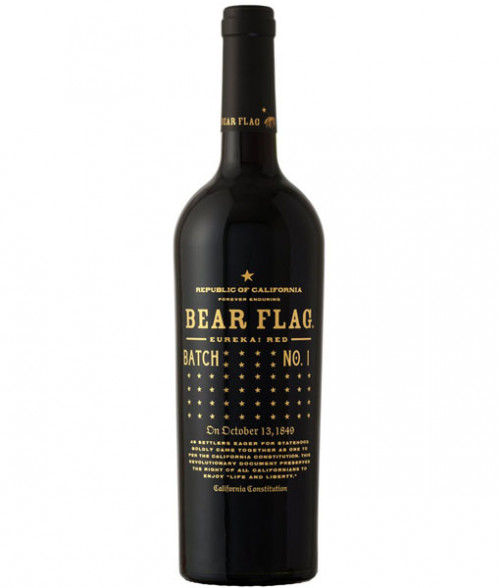 Bear Flag Eureka Red Batch 01 NV 750Ml