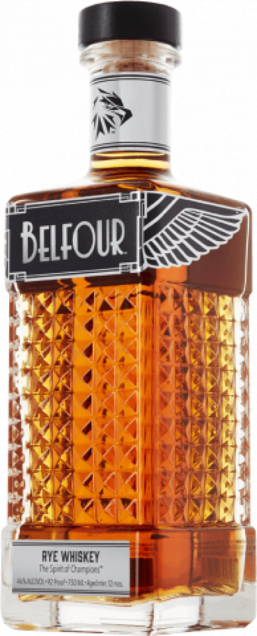 Belfour Rye Whiskey 750ml