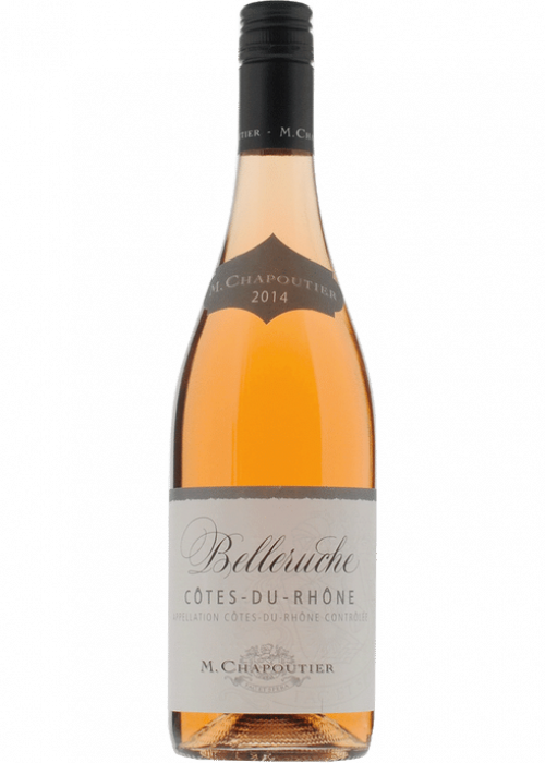 Belleruche Cotes Du Rhone Dry Rose 750ml