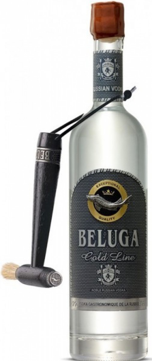 Beluga Gold Line Noble Vodka 750ml