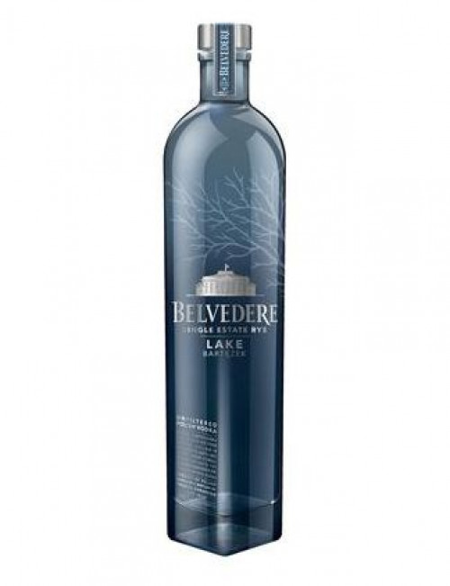 Belvedere Lake Bartezek Single Estate Vodka 750Ml
