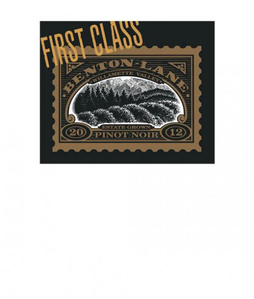 2012 Benton Lane 1st Class Pinot Noir 750Ml