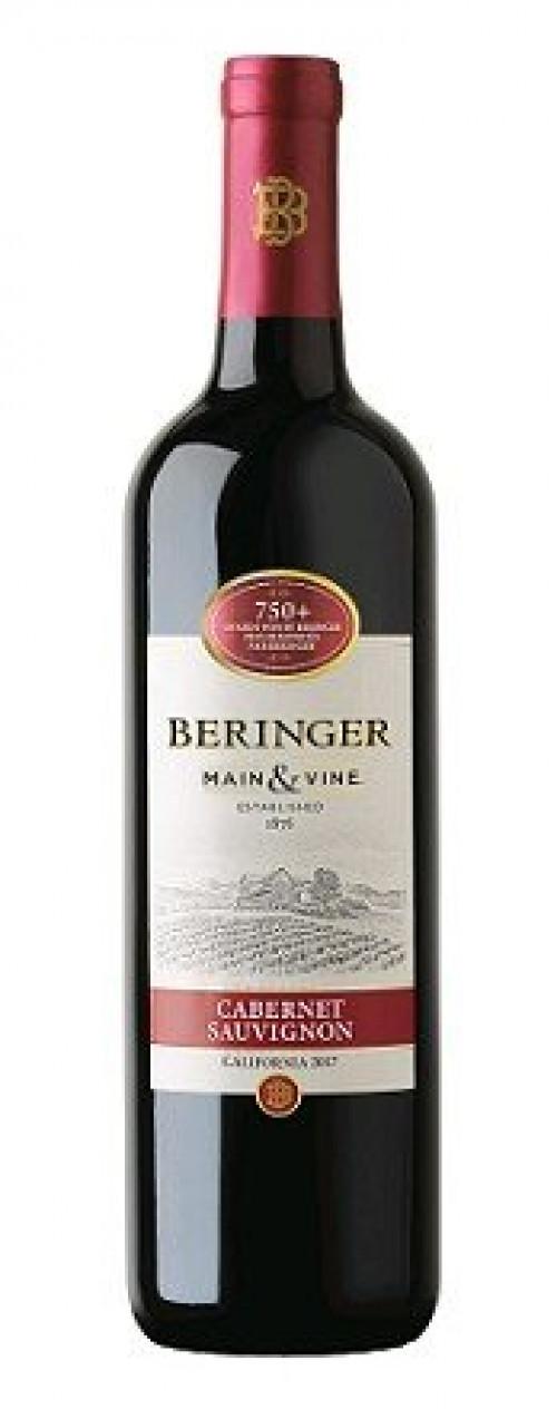 Beringer Main & Vine Cabernet Sauvignon 750ml NV