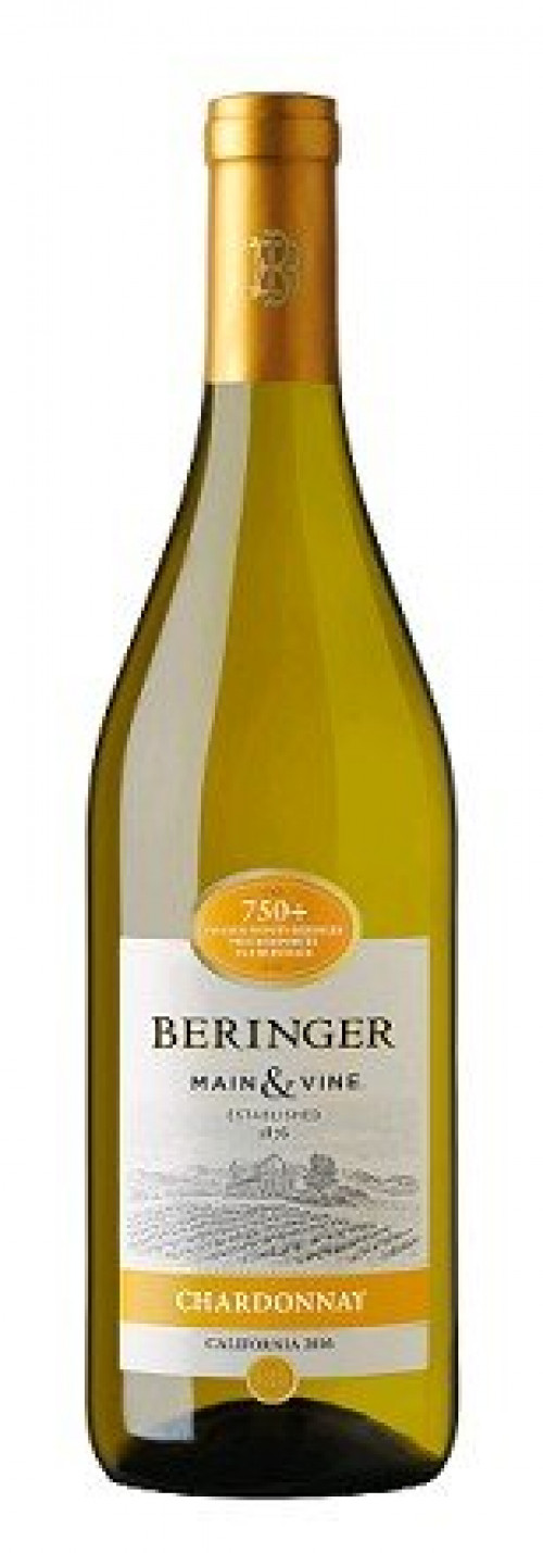 Beringer Main & Vine Chardonnay 750Ml NV